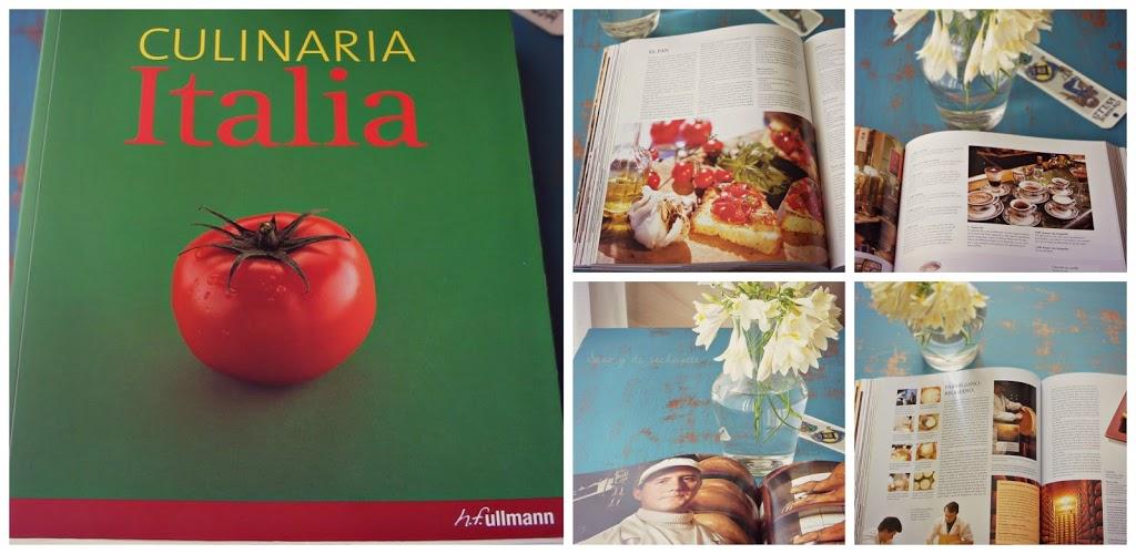 Culinaria Italia: lectura recomendada