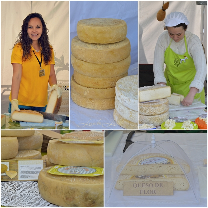 Ferias del queso de los municipios del norte de la isla de Gran Canaria