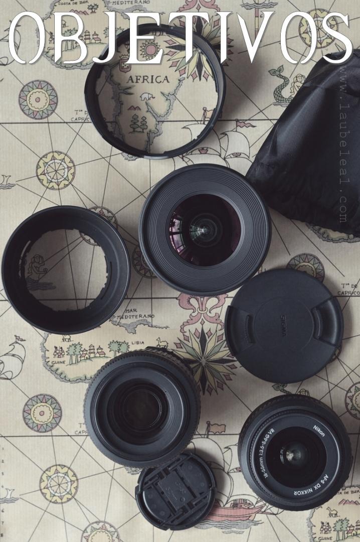 Mis básicos de fotografía para no profesionales (XI): ¡hablemos de objetivos o lentes!