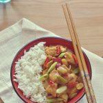 De Sichuan (en China) a Gran Canaria: pollo Kung Pao