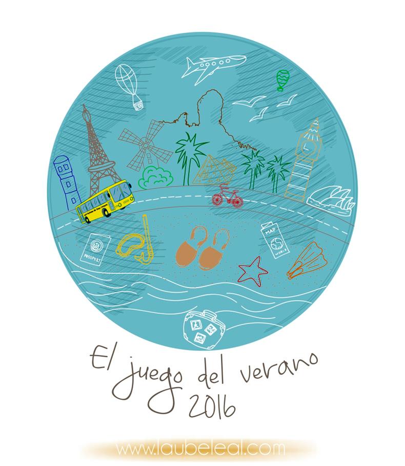 ¡Comienza #eljuegodelverano 2016! Bases del concurso y premios