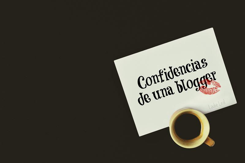 Las confidencias más sinceras de una bloguera