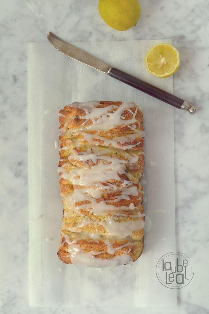 Pan dulce de limón