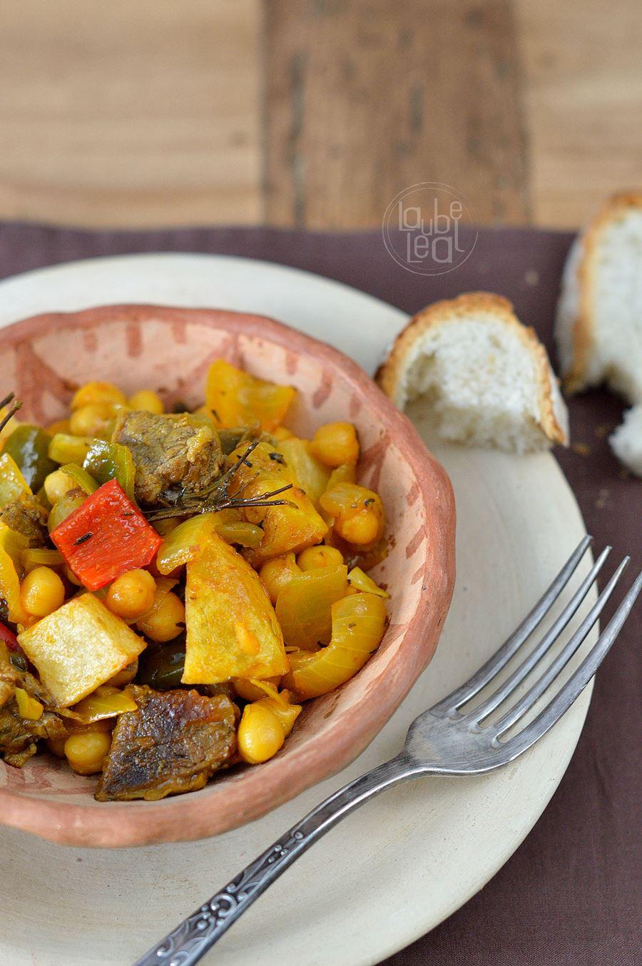 Ropa vieja, receta canaria típica