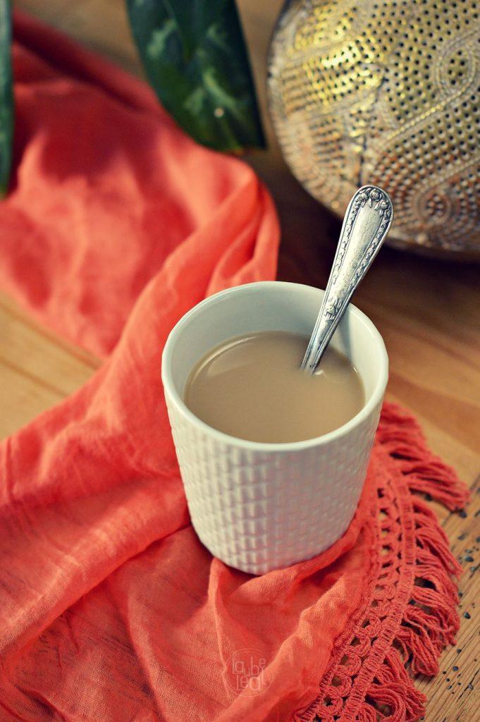 Masala chai, una bebida de India