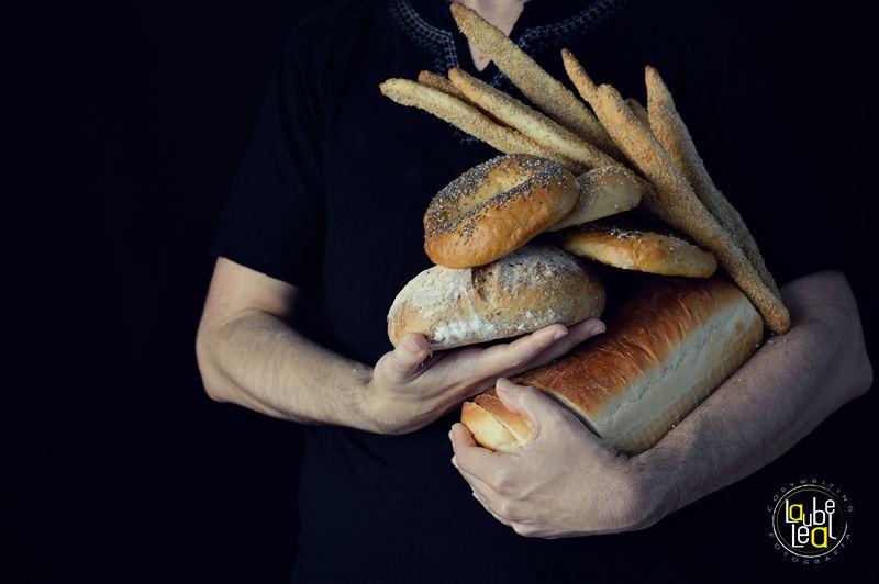 Panes con garra