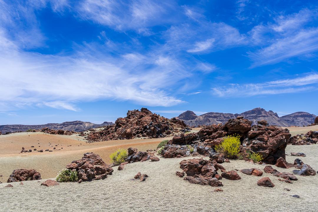 Parque Nacional El Teide