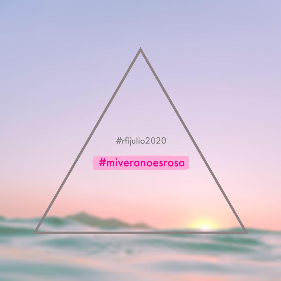 Reto fotográfico en Instagram de julio de 2020